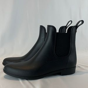 Sam Edelman Sz 9 Tinsley Rain Chelsea Boot Black